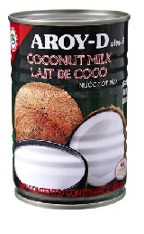 Aroy-d Coconut Milk 400ml