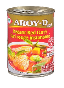 Aroy-d  Instant Red Curry 400g