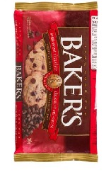 Bakers Semisweet Chocolate Chips 300g