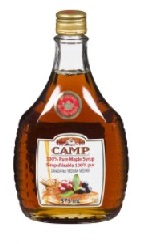 Camp Maple Syrup 375ml