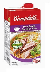 Campbells Pho Broth 900ml