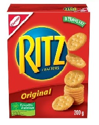 Christie Original Ritz Crackers 200g