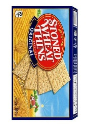 Christie Stoned Wheat Thins 600g