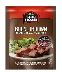 Club House Brown Gravy Mix 25g
