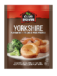 Club House Yorkshire Pudding Mix 45g