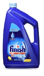Finish Lemon Automatic Dishwasher Detergent Gel 1.6l