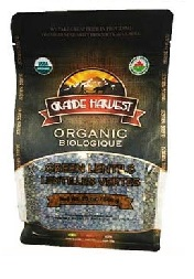 Grande Harvest Organic Green Lentils 454g