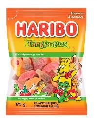 Haribo Tangfastics Gummy Candies 175g