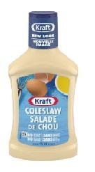 Kraft Coleslaw Dressing 475ml