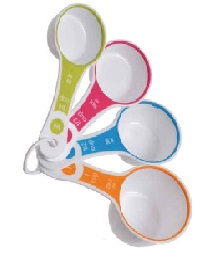 Luciano Measuring Cups 4s
