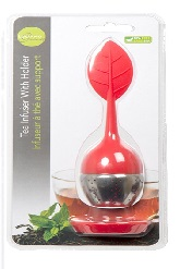 Luciano Tea Infuser with Holder