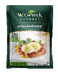 McCormick Gourmet Hollandaise Sauce Mix 56g