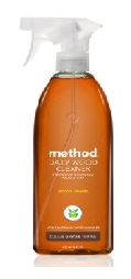 Method Almond Daily Wood Cleaner 828ml