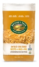 Nature's Path Honey'd Corn Flakes 750g