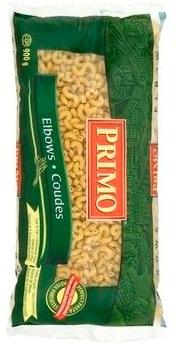 Primo Macaroni Elbows Pasta 900g