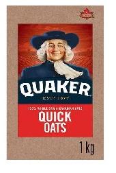 Quaker Quick Oats 1kg
