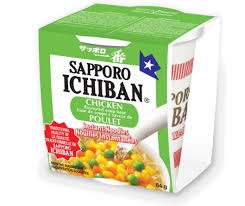 Sapporo Chicken Cup Noodles 64g