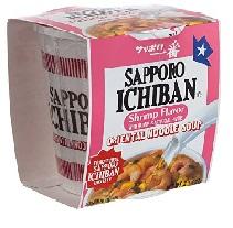 Sapporo Shrimp Cup Noodles 64g