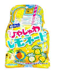 Senjaku Lemonade Soft Drink Candy 75g