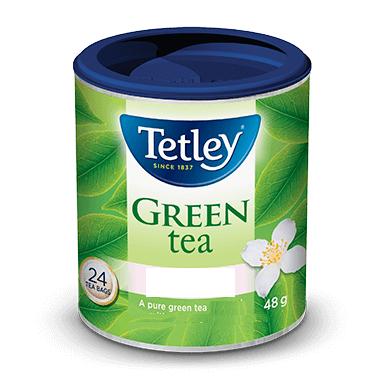Tetley Green Tea Bags 24s