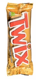 Twix Milk Chocolate Candy 50g