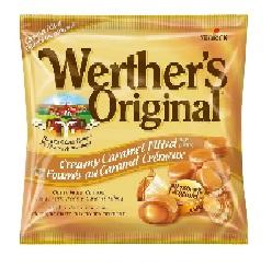 Werther\'s Original Caramel Filled Candies 135g